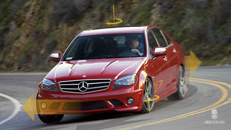 سیستم کنترل الکترونیکی پایداری خودرو (ESP) چیست