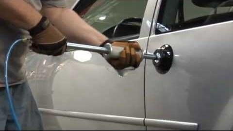 آشنایی با روشهای نوین صافکاری و اصلاح بدنه خودرو