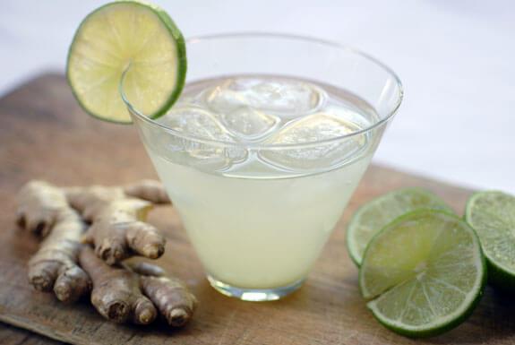 زنجبیل لیمو ginger-lime