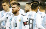 هواپیمای لوکس آرژانتین در جام جهانی