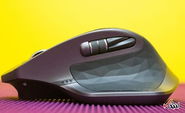 ارگونومیک ترین ماوس سال معرفی شد / قابلیت اتصال بین 3 کامپیوتر به شکل همزمان / برخوردار از سنسور فوق دقیق