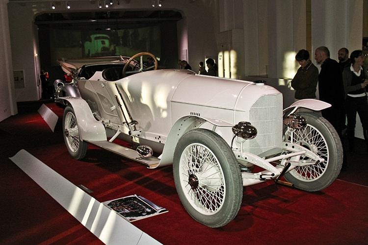 Austro-Daimler Prince Henry